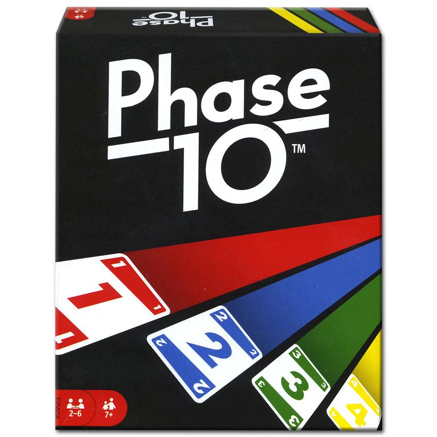 Spiel Phase 10