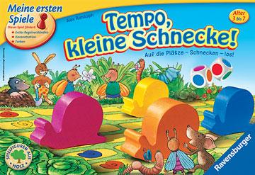 Tempo Kleine Schnecke Ravensburger