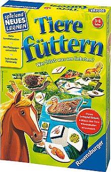 Tiere Füttern Spiel