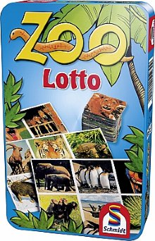 Zoo Lotto (Metallbox)