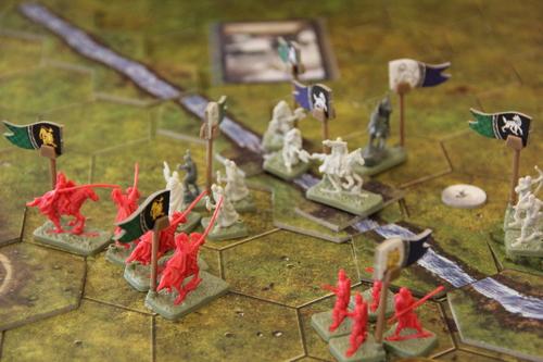 Schlachten Spiele