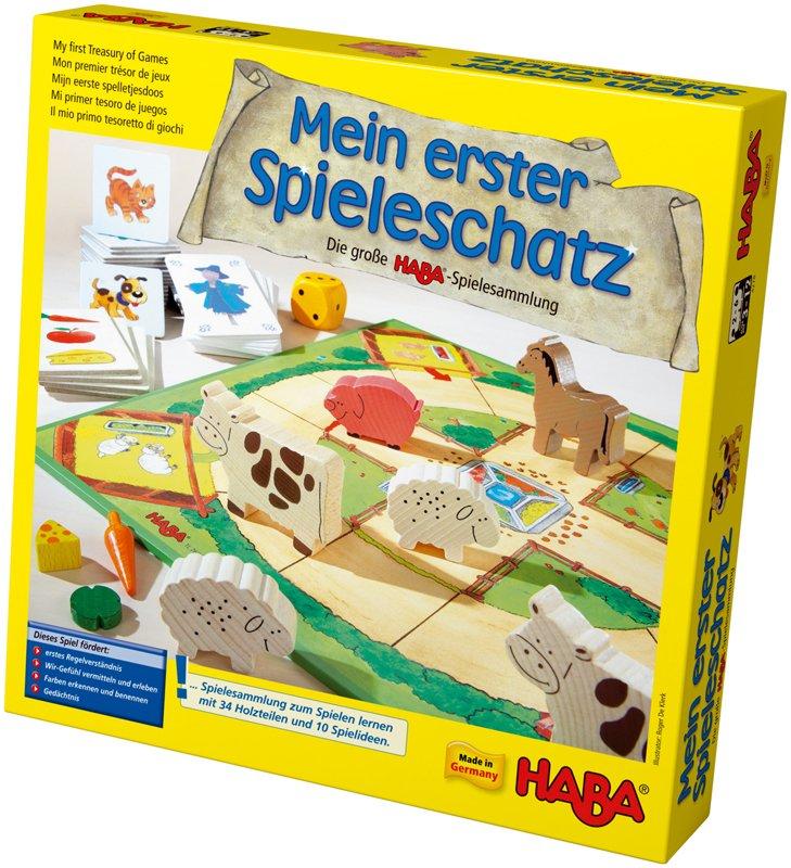 Haba Erster Spieleschatz