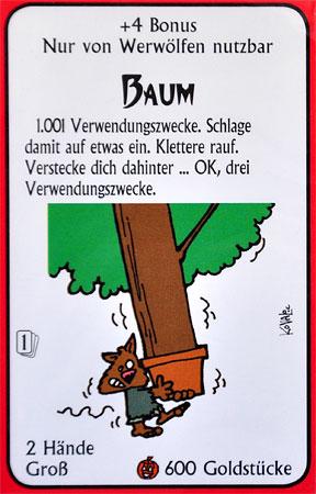 Munchkin bei�?t Munchkin Karten Baum Booster