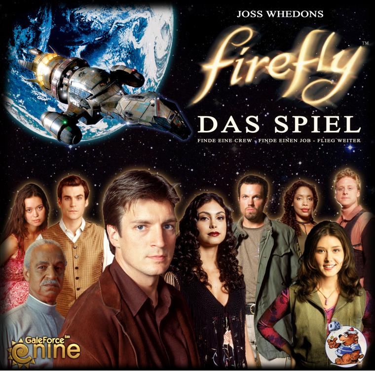 Firefly Serie Deutsch