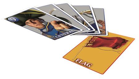 Stratego Kartenspiel