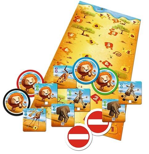 Puzzles & Geduldspiele Trefl Savanne