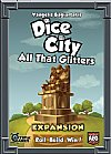 Dice City: All that Glitters - Expansion - ab 14 Jahren, 3 - 5 Spieler,  Dauer 20 Min