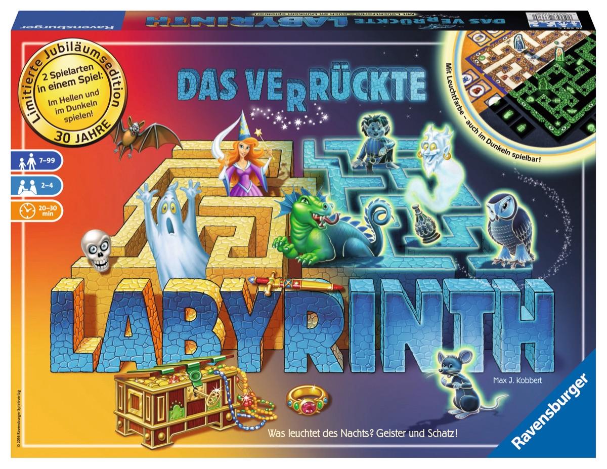 das verrückte labyrinth online spielen