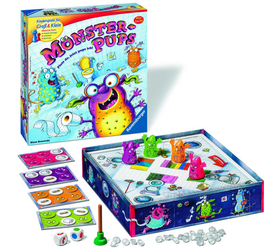 Monster Spiel