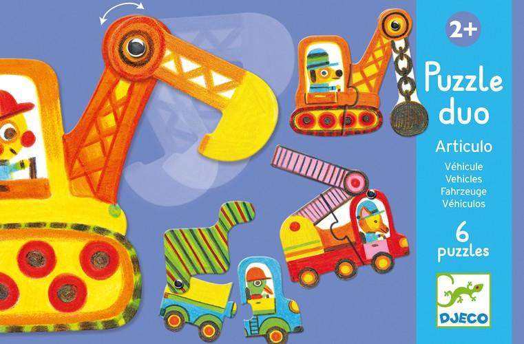 Kinderspiele Puzzle