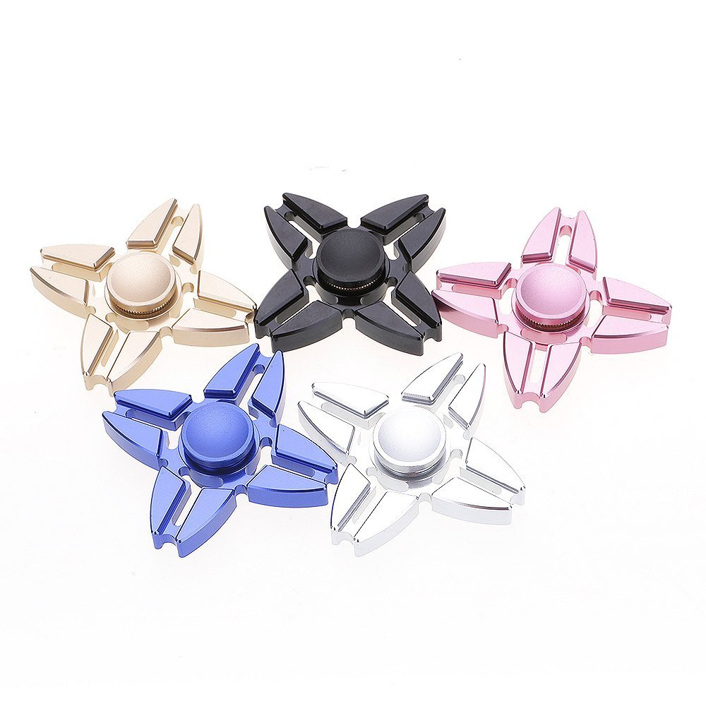Hand Spinner Crab Quad Spinner Metall Hand Spinner Fidget