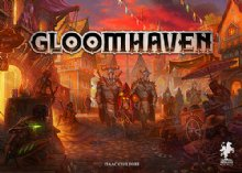 Gloomhaven 2nd Edition (englisch)