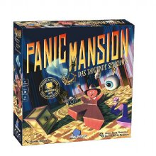 Panic Mansion - Das tanzende Spukhaus (Blue Orange)