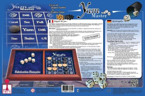 Yam Master Brettspiele Ferti Spielladen Spielbudech