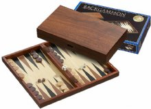 Backgammon - Andros - medium - Magnetverschluss