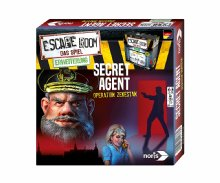 Escape Room - Secret Agent
