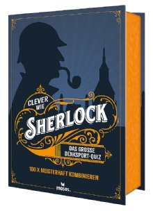 Clever wie Sherlock (Moses Verlag)