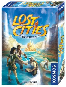 Lost Cities - Unter Rivalen