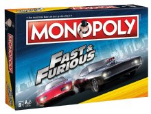 Monopoly: Fast & Furious
