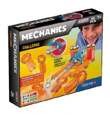 Geomag Mechanics Challenge 95 pcs