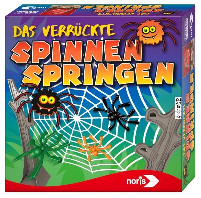 Spinnen Spiel