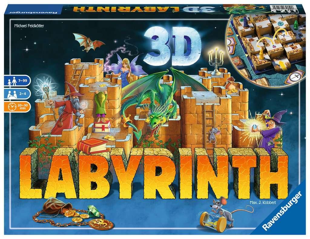 Spiel Das VerrГјckte Labyrinth