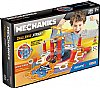 Geomag Mechanics Gravity Challenge Strike 185 pcs