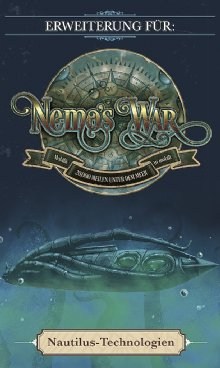 Nemo's War - Nautilus-Technologien (Frosted Games)